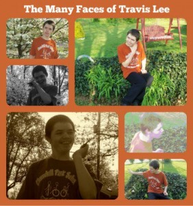 The Many Faces of Travis Lee